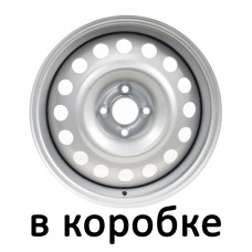Автодиск  SWORTECH S406 5x14 4x100 ET46 54.1 Silver 9312346 (в коробке)