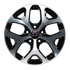 Автодиск  Remain R174 (A 16_Corolla) 6.5x16 5х114,3 ЕТ45 60,1 алмаз черный 17401AR